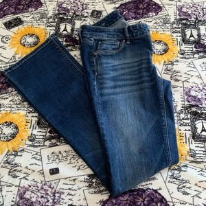 WHBM The Boot style jeans